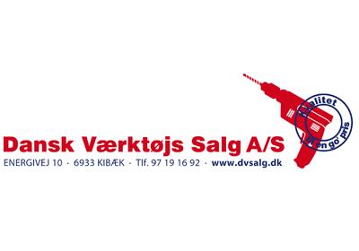 Dansk værktøjs salgs logo